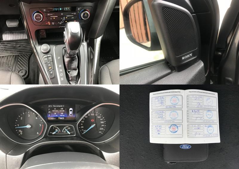 Ford Focus Titanium 2.0 TDCI 150 CP Automat Foto 14