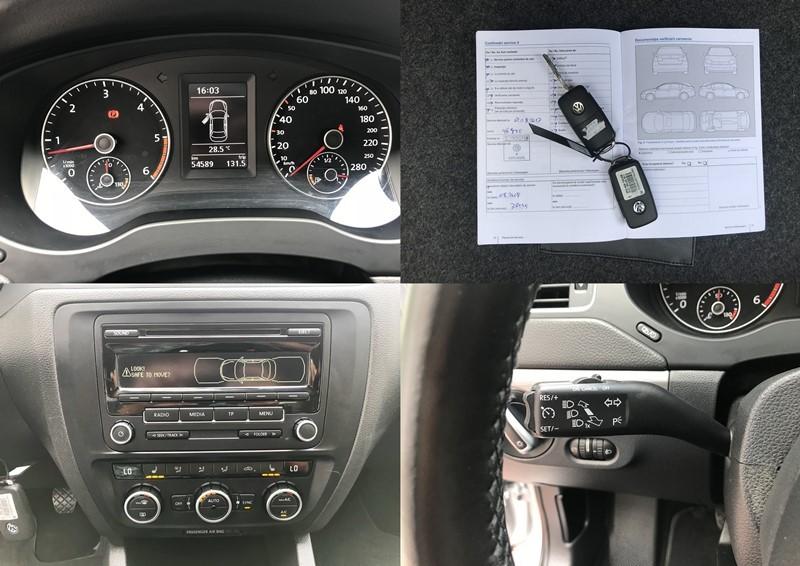 VW JETTA 2.0 TDI HIGHLINE Foto 12