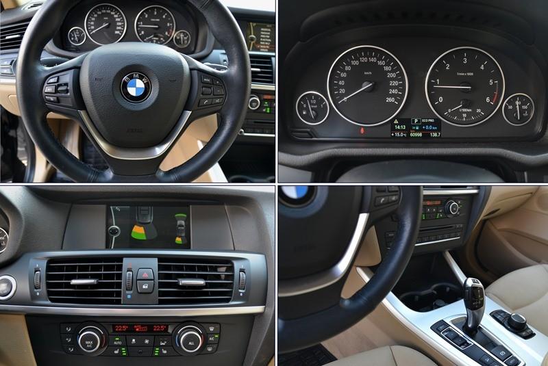 BMW X3 2.0 D 184 CP CA NOU!! Foto 10