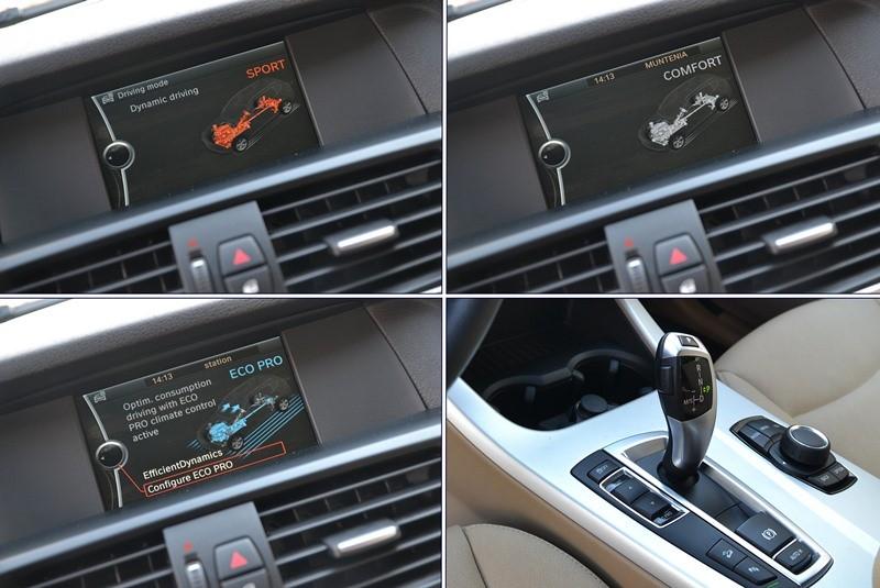 BMW X3 2.0 D 184 CP CA NOU!! Foto 11