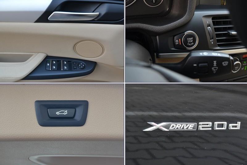 BMW X3 2.0 D 184 CP CA NOU!! Foto 12