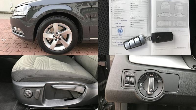VW PASSAT 1.6 TDI IMPECABIL Foto 11
