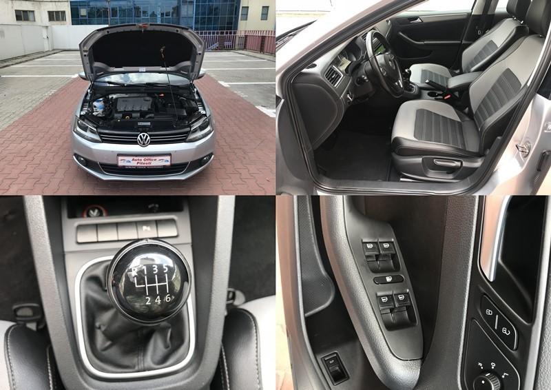 VW JETTA 2.0 TDI HIGHLINE Foto 13