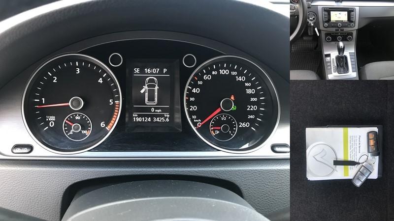 VW PASSAT BREAK 2.0 TDI 140 CP DSG Foto 9