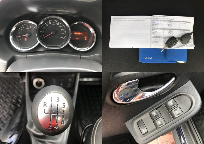 Dacia Duster 4*4 1.5 DCI 110 CP FACELIFT Foto 10