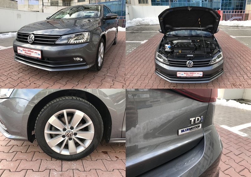 VW JETTA 2.0 TDI HIGHLINE EURO 6 Foto 9