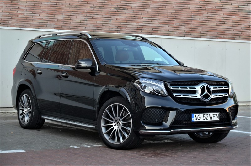 MERCEDES-BENZ GLS 400 4 MATIC Foto 3