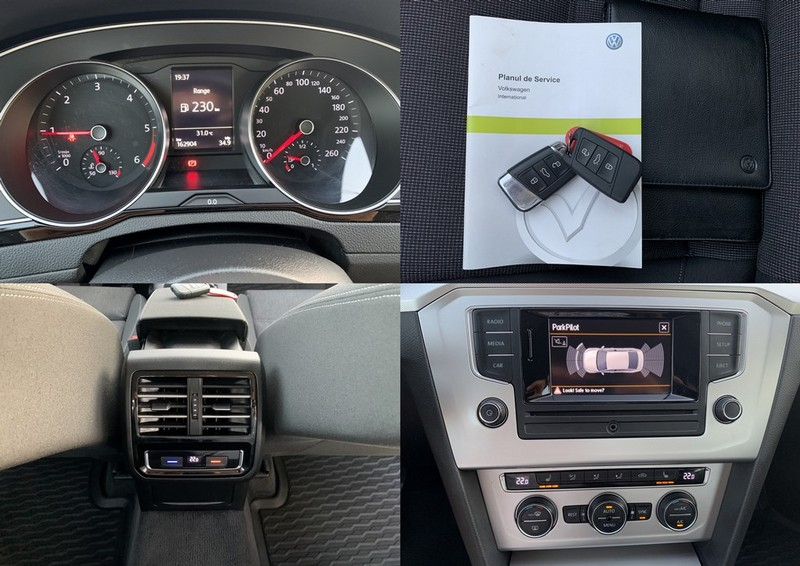 VW PASSAT 2.0 TDI 150 CP EURO 6 Foto 11