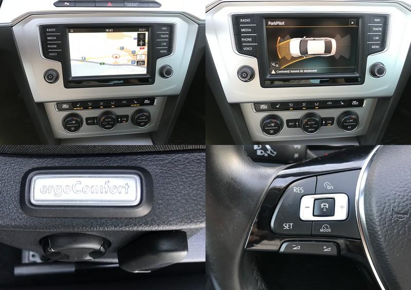 VW PASSAT 1.6 TDI LED,NAVI,JANTE 17 Foto 11