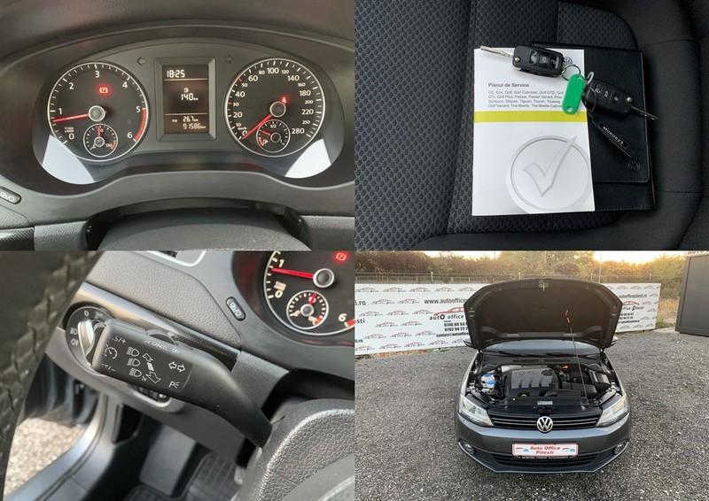 VW JETTA 1.6 TDI 105 CP Foto 11