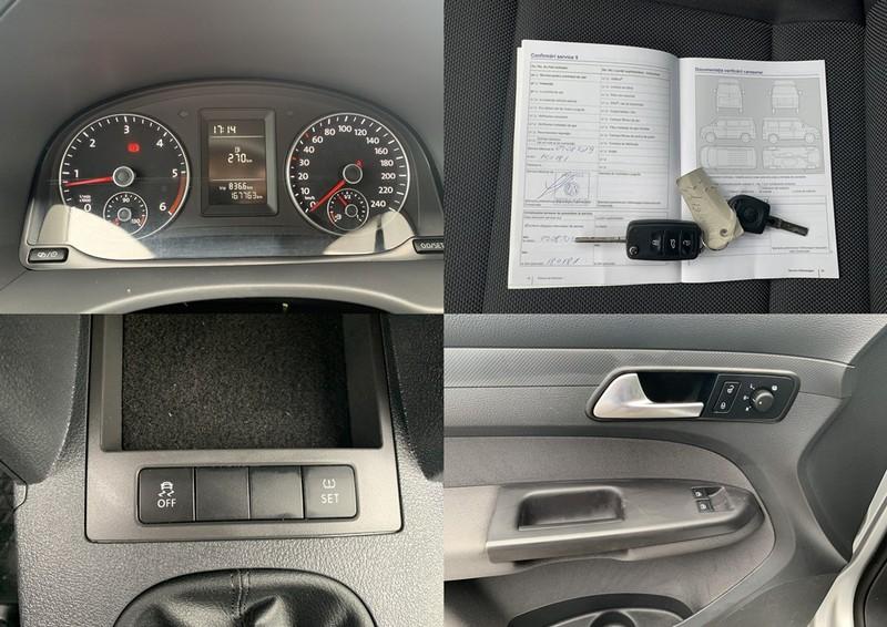 VW CADDY 5 Locuri + Marfa Foto 11