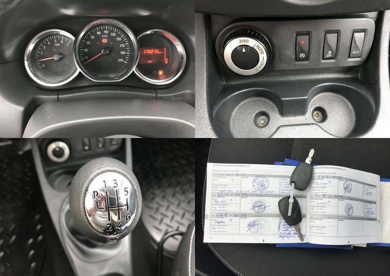 Dacia Duster EURO 6 Foto 10