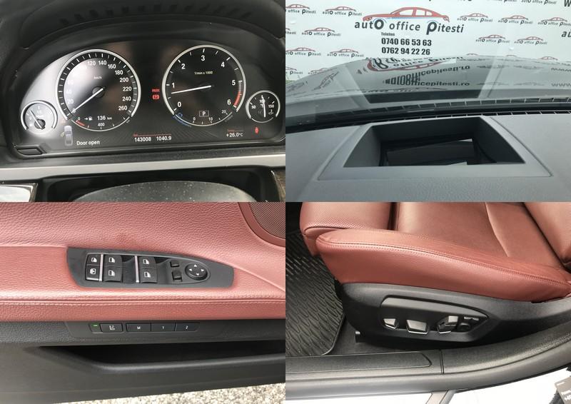 BMW 740 LONG 313 CP FULL LED Foto 13