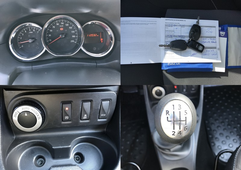 Dacia Duster 4*4 EURO 6 Foto 11
