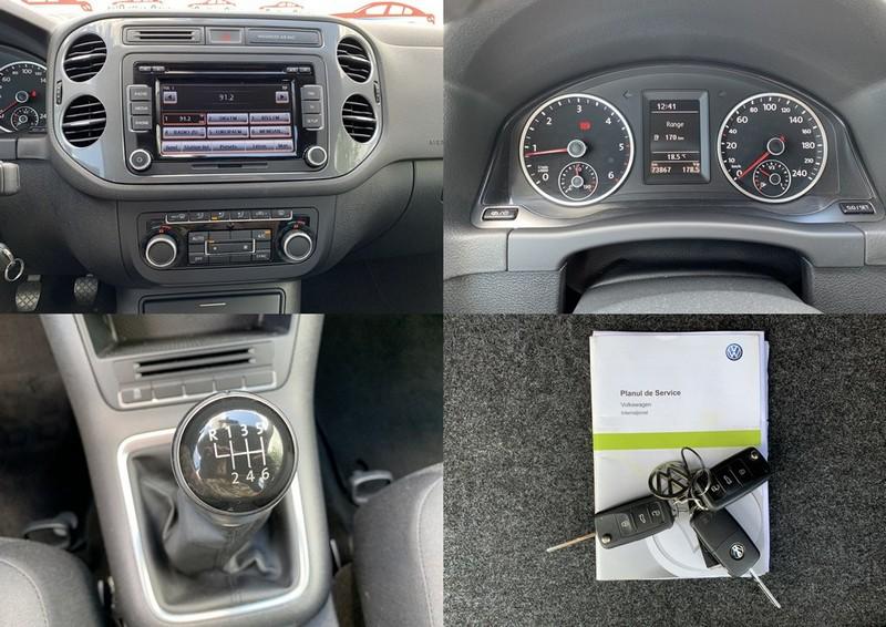 VW TIGUAN 2.0 TDI 4 MOTION Foto 9