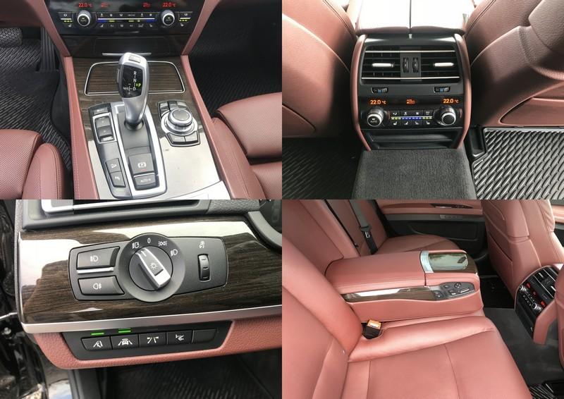BMW 740 LONG 313 CP FULL LED Foto 14
