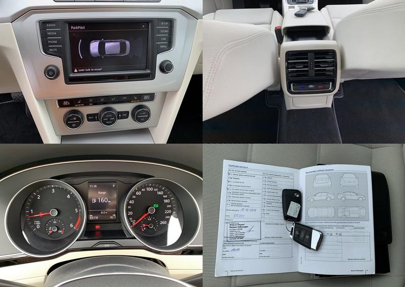 VW PASSAT 2.0 TDI 150 CP DSG  Foto 9
