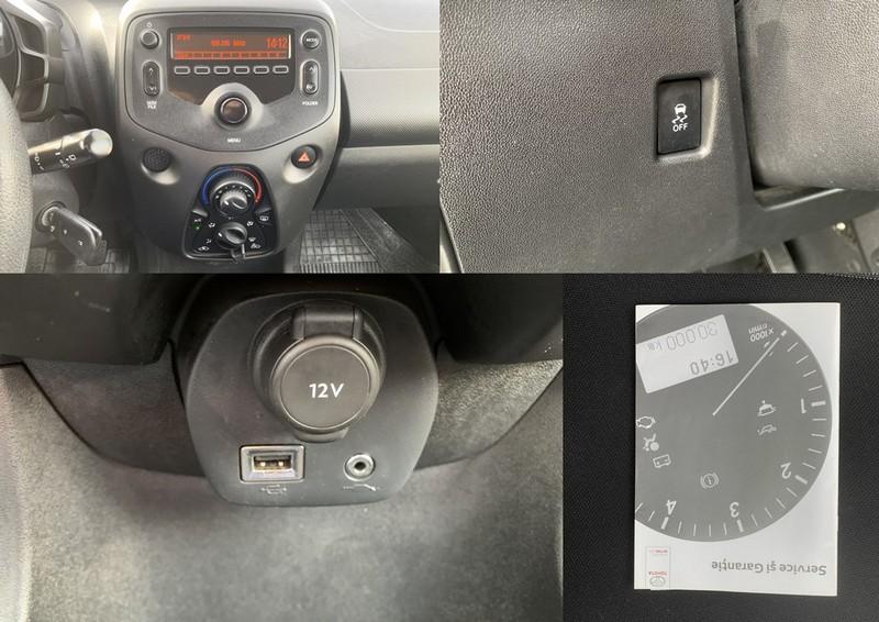 Toyota Aygo EURO 6 Foto 11