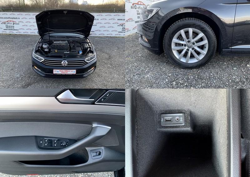 VW PASSAT 2.0 TDI 150 CP EURO 6 Foto 12