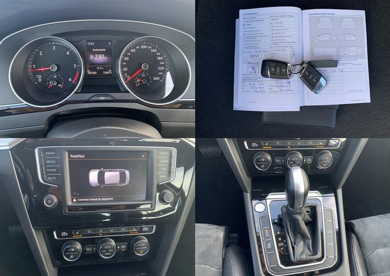VW PASSAT 2.0 TDI 190 CP Foto 10