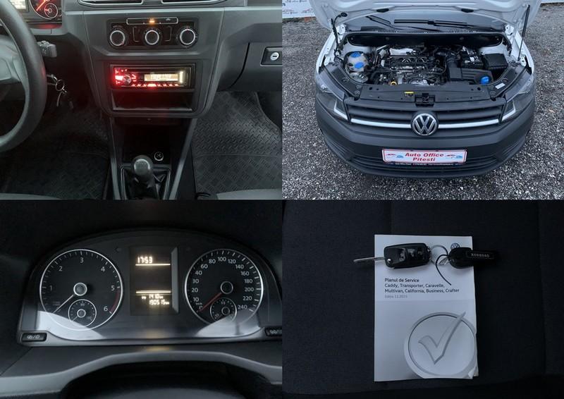 VW CADDY 1.9 TDI EURO 6 Foto 10