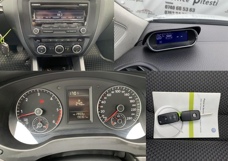 VW JETTA 1.6 TDI 105 CP EURO 5 Foto 9