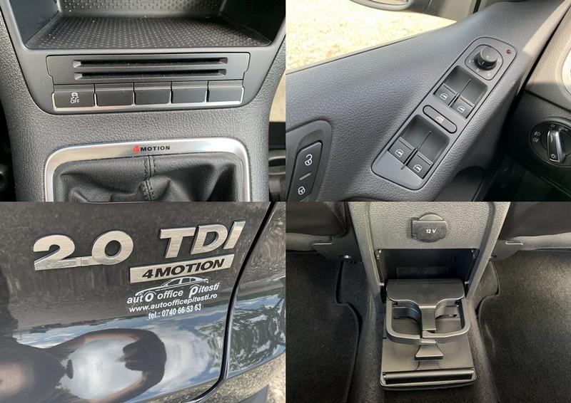 VW TIGUAN 2.0 TDI 4 MOTION Foto 10