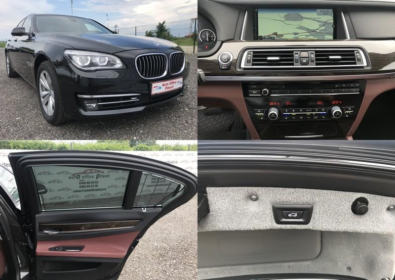 BMW 740 LONG 313 CP FULL LED Foto 15