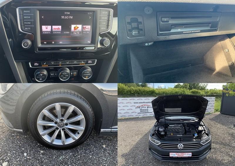 VW PASSAT 2.0 TDI 190 CP Foto 11