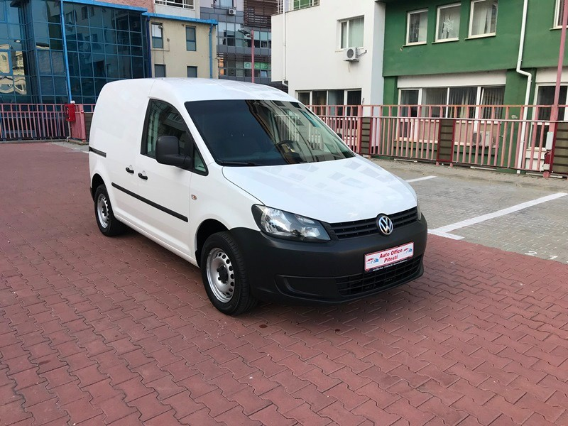 VW CADDY VAN 1.6 TDI Foto 2