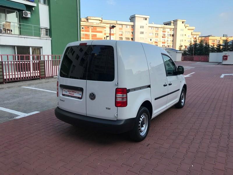 VW CADDY VAN 1.6 TDI Foto 4