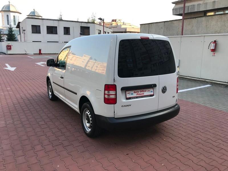 VW CADDY VAN 1.6 TDI Foto 6