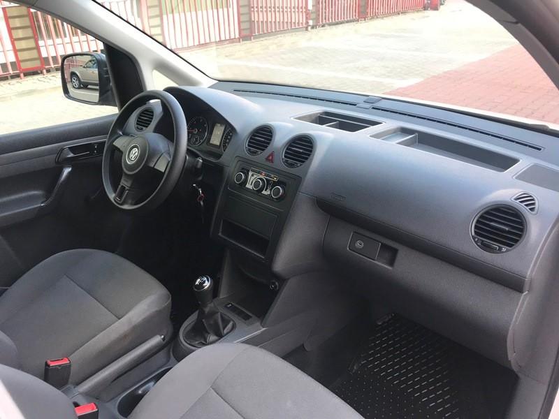VW CADDY VAN 1.6 TDI Foto 8