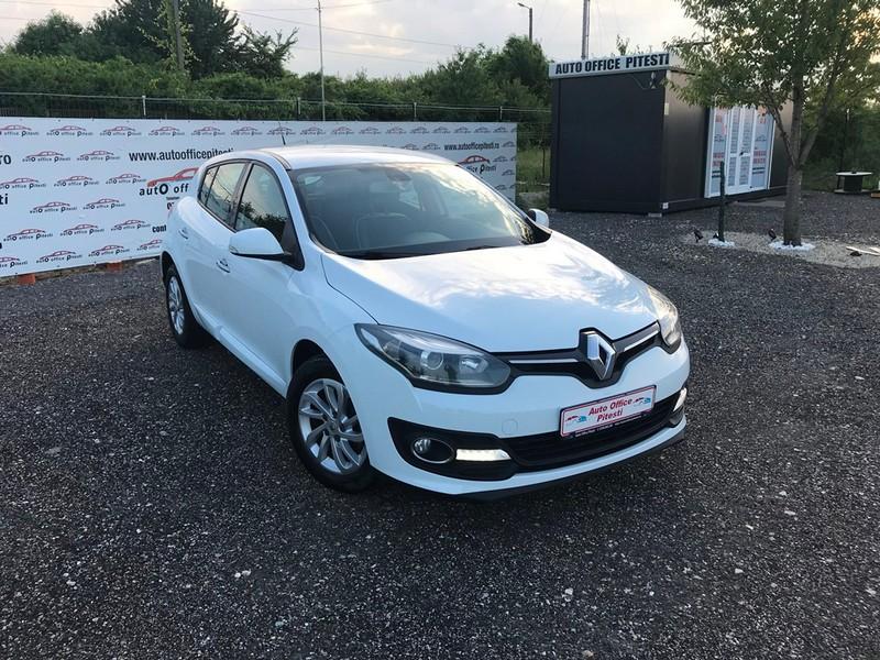Renault Megane 1.5 DCI 110 CP 6 trepte Foto 3