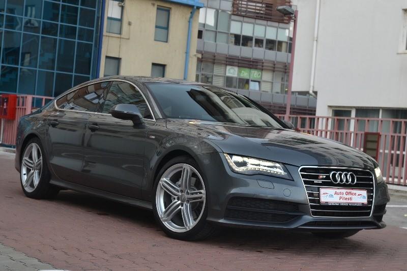 Audi A7 Sline Unic Proprietar De Noua Foto 3