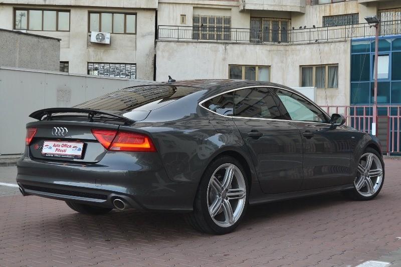 Audi A7 Sline Unic Proprietar De Noua Foto 4