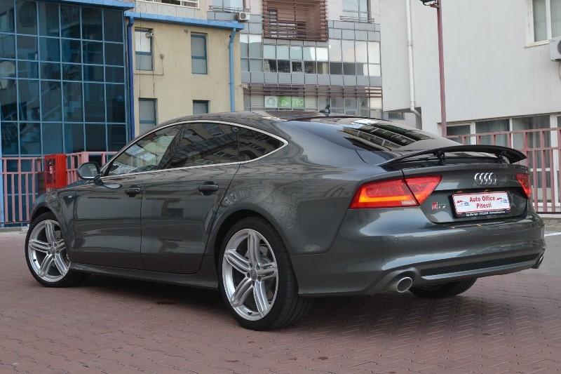 Audi A7 Sline Unic Proprietar De Noua Foto 5