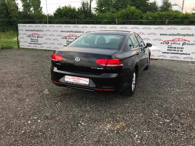VW PASSAT 2.0 TDI 150 CP EURO 6 BERLINA Foto 5
