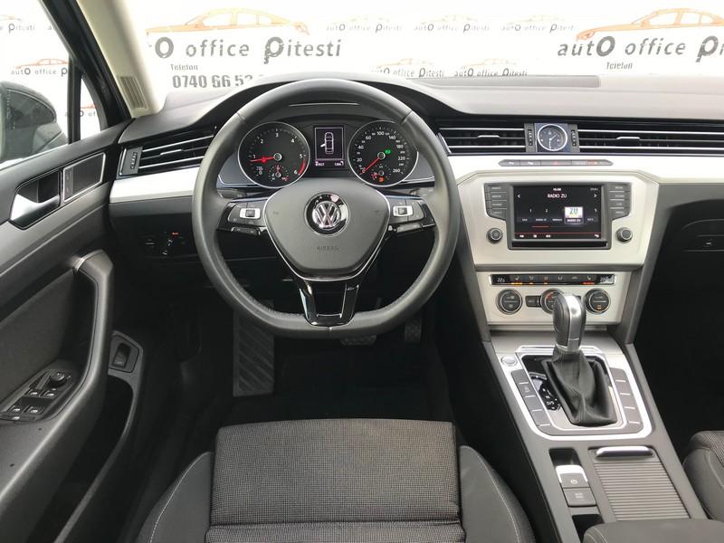 VW PASSAT 2.0 TDI 150 CP EURO 6 BERLINA Foto 9