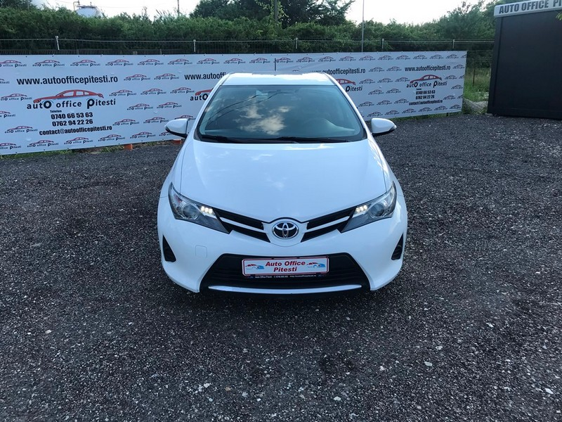 Toyota Auris 1.4D-4D EURO 5