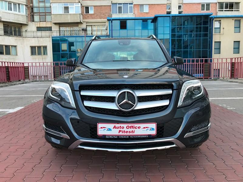 Mercedes-Benz GLK AUTOMAT