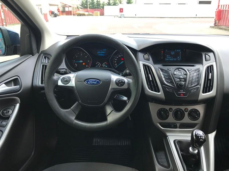 Ford Focus Modelul Nou Foto 10
