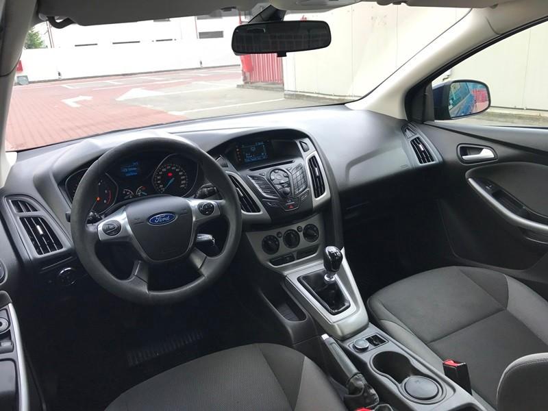 Ford Focus Modelul Nou Foto 12