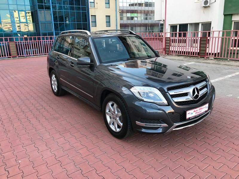 Mercedes-Benz GLK AUTOMAT Foto 3