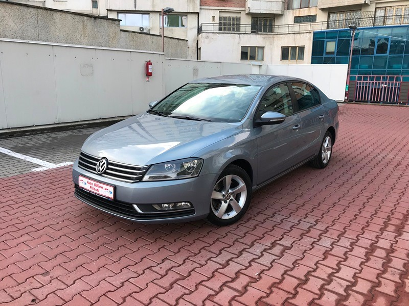 VW PASSAT 2.0 TDI 2011 PROPRIETAR