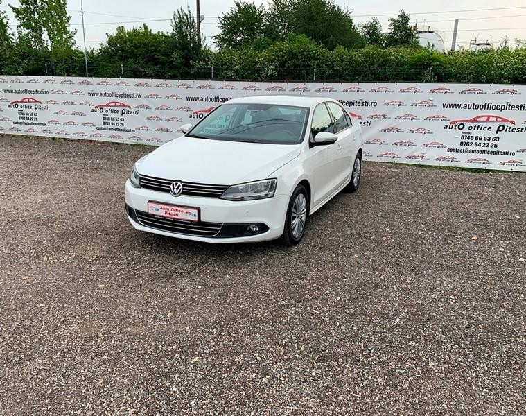 VW JETTA 1.6 TDI 105 CP EURO 5