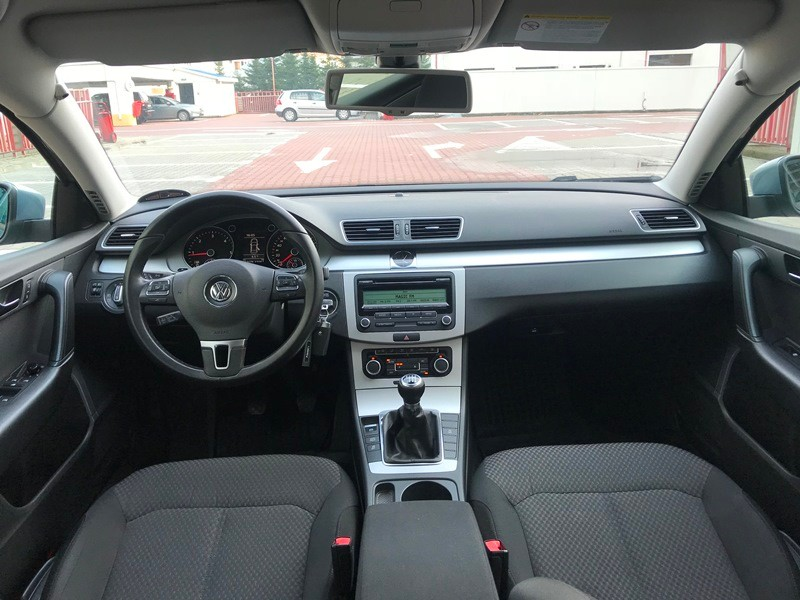 VW PASSAT 2.0 TDI 2011 PROPRIETAR Foto 7
