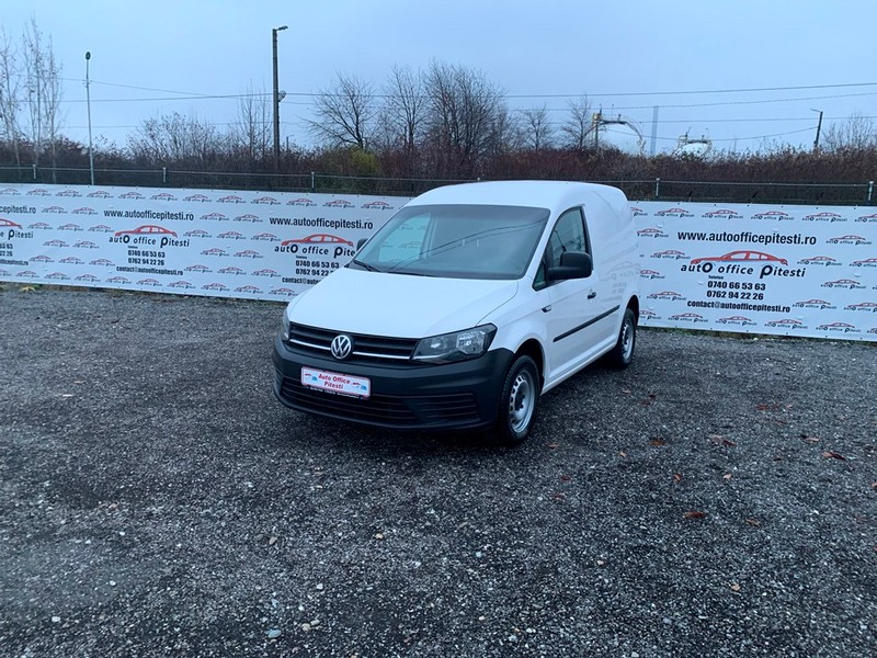 VW CADDY 1.9 TDI EURO 6