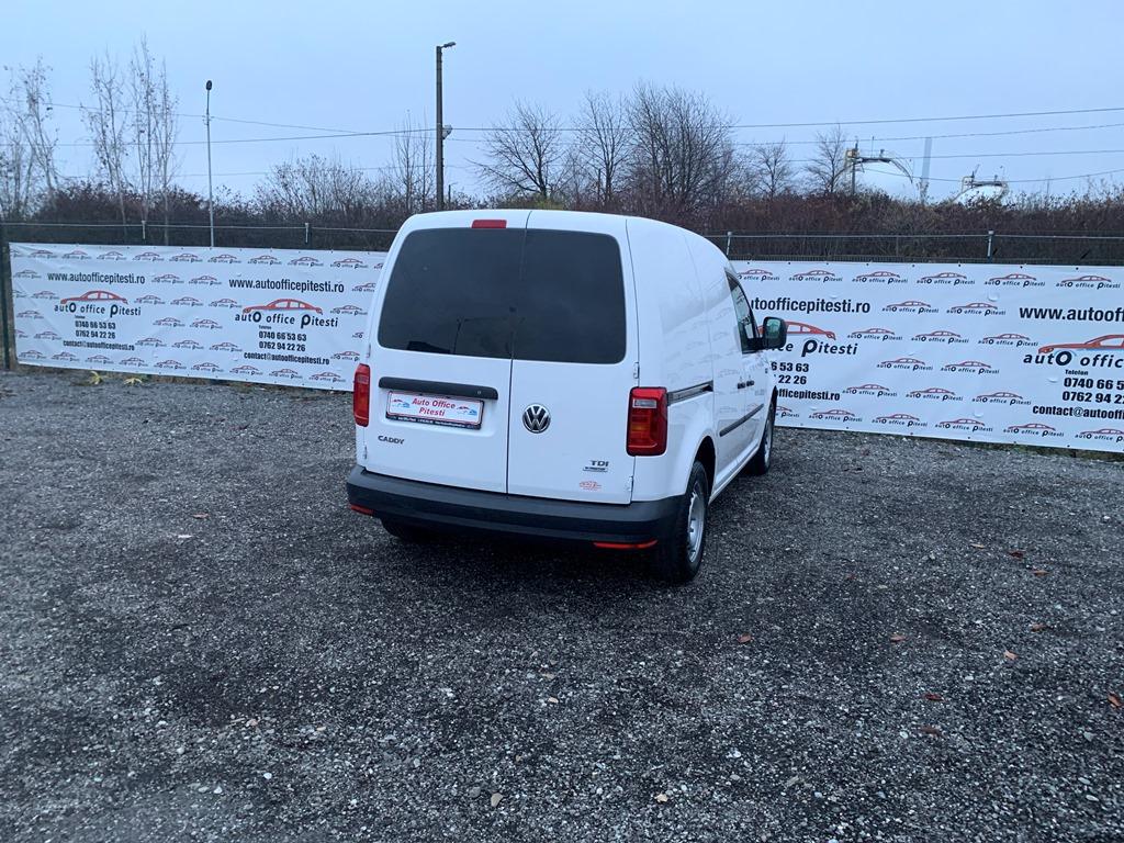VW CADDY 1.9 TDI EURO 6 Foto 4
