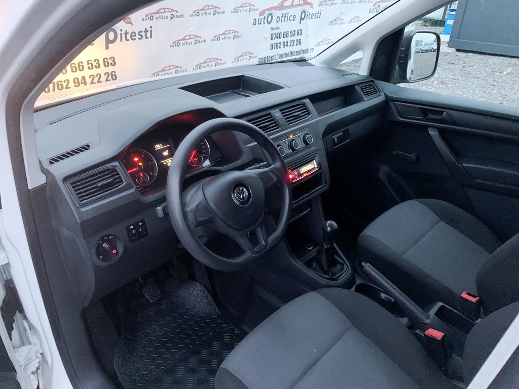 VW CADDY 1.9 TDI EURO 6 Foto 8